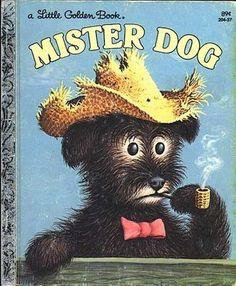 Awww...Mr. Dog, aka Crispin's Crispian, the dog who lived by himself