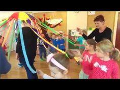 jesień w tańcu, zabawie i piosence - YouTube Preschool Music, Music Activities, Music For Kids, Games For Kids, Indoor Activities For Kids, Music And Movement, Youtube, Acting, Musicals