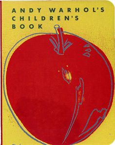 Day 43 - andy_warhol_children_book_cover_apple_BIS