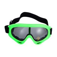 Skiing Snowboard Dustproof Anti-fog Glasses Motorcycle Goggles