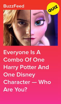 Everyone Is A Combo Of One Harry Potter And One Disney Character — Who Are You? - Everyone Is A Combo Of One Harry Potter And One Disney Character — Who Are You? Harry Potter Disney, First Harry Potter, Harry Potter Fandom, Harry Potter Quiz Buzzfeed, Harry Potter House Quiz, Harry Potter Imagines, Disney Pop, Disney Cute, Harry Potter Casas