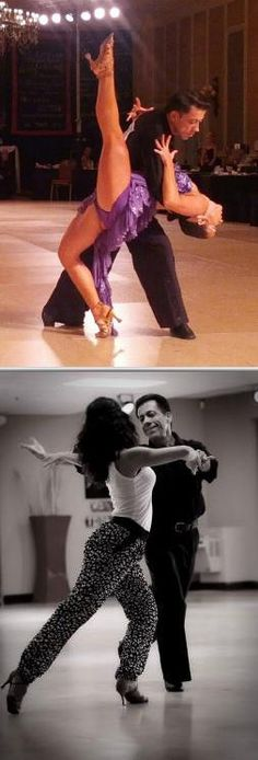 Get in shape while enjoy dancing at this dance studio owned by Jorge Morales. He is expert in teaching and he provides latin and ballroom dance classes to various students, athletes, gymnasts, and more.