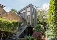 Wallend, Ospringe Road, London NW5 — The Modern House Estate Agents: Architect-Designed Property For Sale in London and the UK