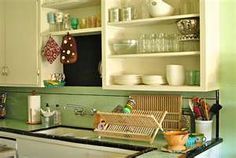 Beautiful 1950's style kitchen