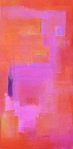 "Saatchi Art Artist Katherine Evans; Painting, ""Fire cools. Water seeks its own level."" #art"