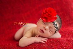 Baby headband  Infant headband  Flower headband  by girliebowtique, $12.00
