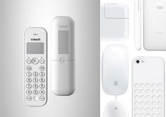 Telephone Design on Behance