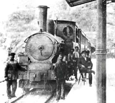 Once upon a time Malta had a train station