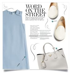 #314 by smiljana-s on Polyvore featuring polyvore fashion style Valentino Charlotte Olympia Prada