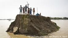 Monsoon floods leave over a thousand dead in South Asia