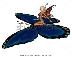 Google Image Result for http://image.shutterstock.com/display_pic_with_logo/132268/132268,1309702181,1/stock-photo-pretty-blonde-fairy-riding-on-a-blue-butterfly-d-digitally-rendered-illustration-80321437.jpg