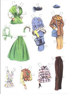 Here's the Bride - Golden Books - DollsDoOldDays - Picasa Webalbum