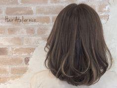 チラ見せインナーカラーでヘアスタイルがもっと可愛くなる♪ | AUTHORs