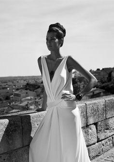 Robes Intemporelles - Confidentiel Création de robe de mariée