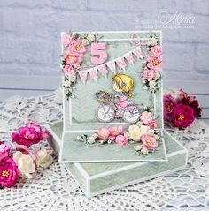 Moja papierowa kraina: Urodziny z Daisy