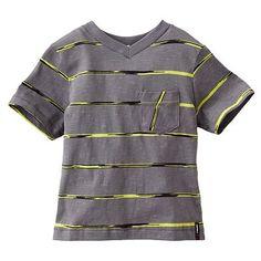 Tony Hawk Striped Tee - Toddler