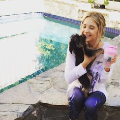 Pin for Later: All the Celebrities You Should Be Following on Instagram! Ashley Benson Follow Ashley: itsashbenzo