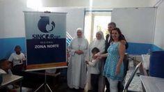 Corretor do Bem: Regional Zona Norte do Sincor-SP dá início à distribuição de cobertores   Segs.com.br-Portal Nacional Clipp Noticias para Seguros Saude
