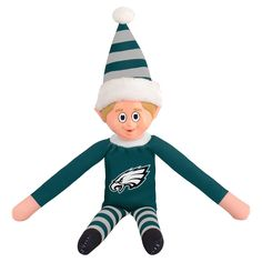 Philadelphia Eagles Team Elf from UglyTeams