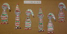 Les lutins de Noël chez Christine F