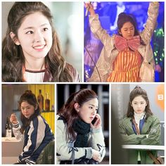 Shy Yeon Woo Jin and Sparkly Park Hye Soo Charm in New Teasers for Introverted Boss   A Koala's Playground
