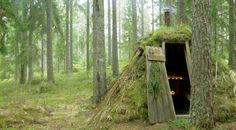 Kolarbyn eco forest hotel sweden