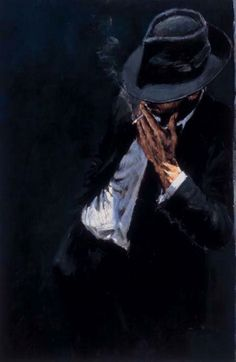 Fabian Perez Study for Man in Black Suit abstract oil painting, painting Authorized official website Fabian Perez, Oil Painting For Sale, Paintings For Sale, Jazz Art, Dark Photography, Painting Frames, Fantasy Art, Art Drawings, Illustration Art