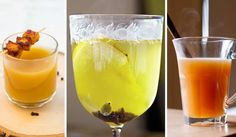 7 receptů na horké nápoje pro zahřátí