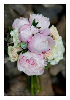 The godmother's bouquet