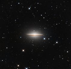 spacettf: Sombrero Galaxy - M104