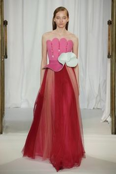 Delpozo Fall 2018 Ready-to-Wear Fashion Show Collection