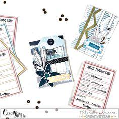 Blog – Pagina 3 – Creative Studio Creative Studio, Journaling, Album, Blog, Caro Diario, Blogging, Card Book