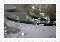 """Table Glam"" Crystal"