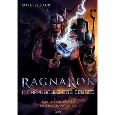 Livro - Ragnarök - O Crepúsculo dos Deuses