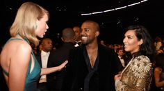 "In her new GQ cover story, Kim Kardashian West backed up her Kanye West's assertion that Taylor Swift knew about a contentious lyric from his song ""Famous"" b..."