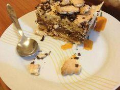 Γλυκό ψυγείου με κρέμες και μπισκότα Tiramisu, Ethnic Recipes, Desserts, Food, Tailgate Desserts, Deserts, Essen, Postres, Meals