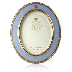 Imperial Russian Picture Frame Blue Royal Collection Trust Shop