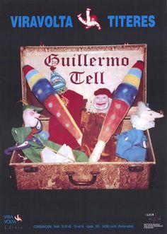 Guillermo Tell. De Viravolta Títeres