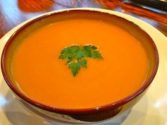 This delish squash bisque recipe has a wide variety of vegetables making it delicious and nutritious!  This recipe by Kimberly Snyder will surely give you an abundance of nutrients.  You will also need to wip up some almond milk, so don't forget to let those almonds soak overnight before you make this recipe!  Enjoy.