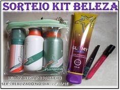 Sorteio Cultural kit Beleza