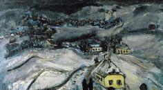 """Når man ser den store udstilling """"Pastorale -- om maleren Jens…"""