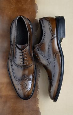 9b37f7d5bc Sapatos Masculinos Exclusivos CNS + · Sapato Social Oxford Brogue CNS+ |  Colors Sapato exclusivo da loja conceito CNS. Nós recebemos