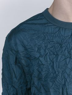 Our Legacy Crinkled Tech Pullover (re-stock)