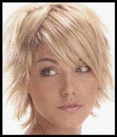 Ladies short haircut #Hairstyles,, #Shorthaircuts wish my hair what do this
