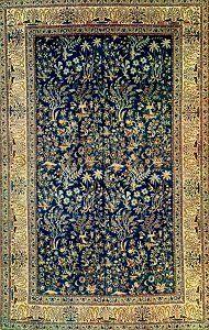 Iransaga - Persian Carpets, Nain