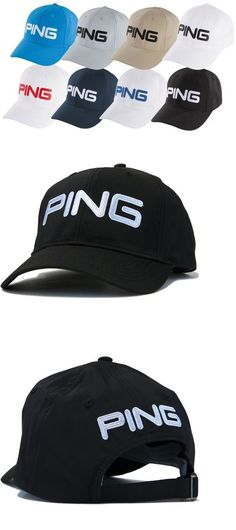 c20fad06ea3 Golf Visors and Hats 158937  New Ping Tour Light Golf Hat You Choose Color  One