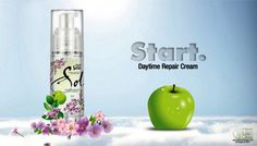 Uttwiler Spätlauber  At the core of Iaso™ Sol is the Uttwiler Spätlauber, an apple that comes from northern Switzerland. This apple can stay looking fresh for up to four months after being harvested. Swiss researchers found that it's longevity came from it's own stem cells. Human skin stem cells replenish and maintain balance while working to regenerate damaged tissue. When applied daily, Iaso™ SOL Day Cream helps protect skin stem cells from damage and deterioration.