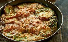 Omlet z ziemniakami, czyli tortilla de patatas