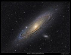 "A pair of ""backyard"" astrophotographers have collaborated to produce a stunning image of our nearest galactic neighbour."