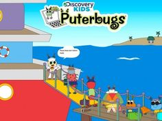Puterbugs Bubble Game